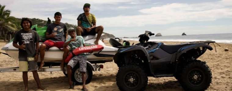 Read more about the article Lifeguards: Improving Mazunte Safety